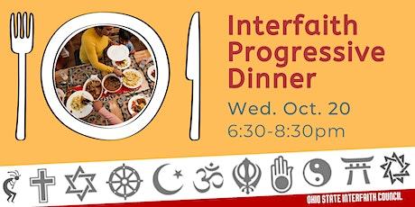 Interfaith Progressive Dinner tickets