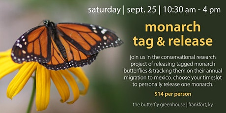 Monarch Tag and Release 2021 tickets
