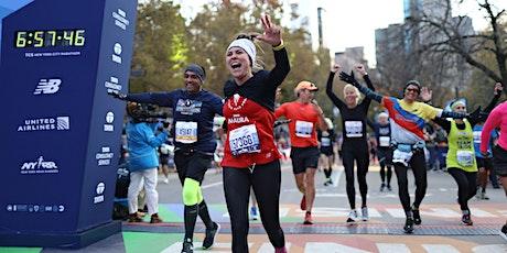 2021 TCS New York City Marathon Training: 7 Weeks Out tickets