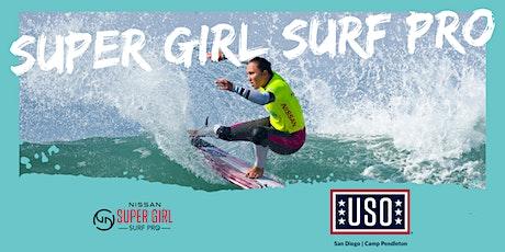 Super Girl Surf Pro - USO VIP Area tickets