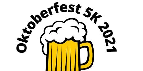 Oktoberfest 5k tickets