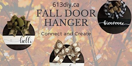 DIY Door Hanger- Fall Edition tickets