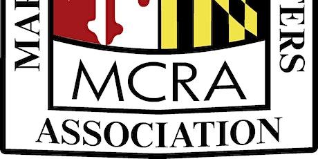 MCRA BOARD INSTALLATION (VIRTUALLY) Saturday, September 18th @12noon tickets