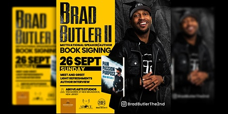 Brad Butler II Book Signing tickets
