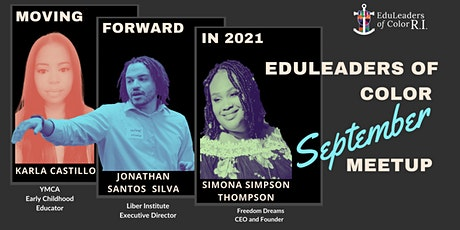 EduLeaders of Color RI Meetup: Moving Forward in 2021 tickets
