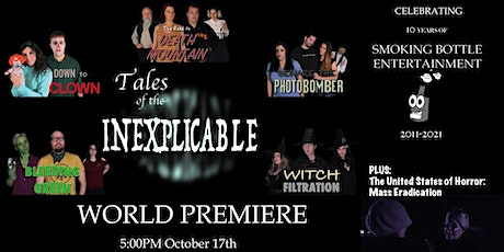 Tales of the Inexplicable World Premiere tickets