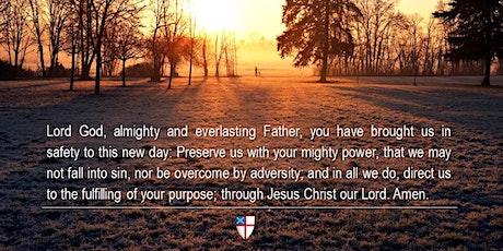 Sunday Morning Prayer tickets