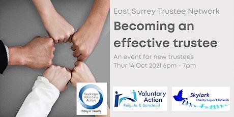 East Surrey Trustee Network tickets