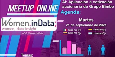 Modelo ARIMA y algoritmos GENÉTICOS - Women.inData; tickets