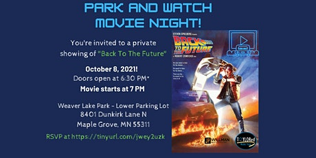 Outdoor Movie Night - Back To The Future tickets