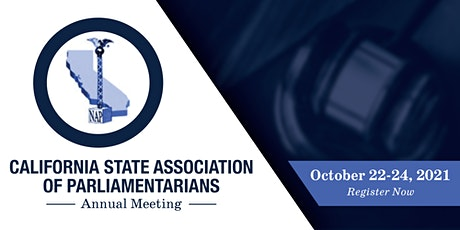 2021 CSAP Annual Meeting entradas