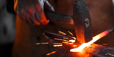 Blacksmithing Demonstration tickets