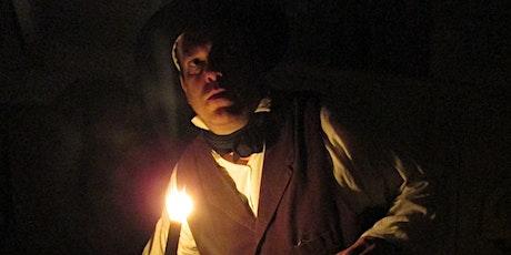 Murder at Cherry Hill: A Harrowing Walk through a Historic Evening tickets