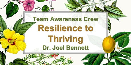 Resilience to Thriving Training tickets
