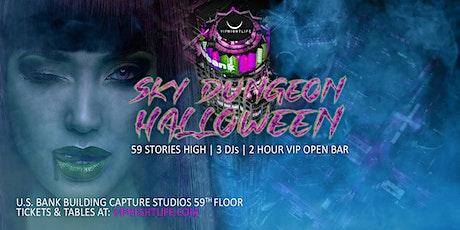 LA Halloween Sky Dungeon Costume Party tickets