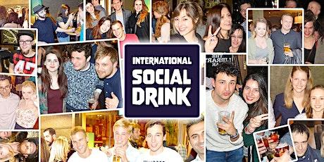 International Social Drink tickets
