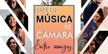 MUSICA DE CÁMARA ENTRE AMIGOS (EN LINEA) entradas