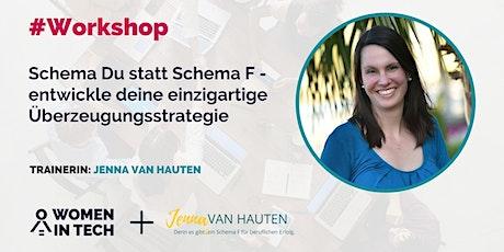 Workshop - Schema Du statt Schema F Tickets