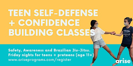 Be Your Own Hero| Self-Defense for Teens tickets