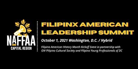 Filipinx American Leadership Summit tickets
