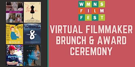 Virtual Filmmaker Brunch & Award Ceremony tickets