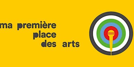 Lauréats : Ma première place des arts billets