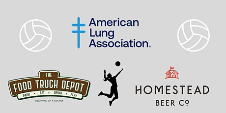 Homestead Volleyball League Tournament- Benefiting The American Lung Assn tickets