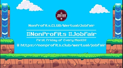 Monthly #NonProfit Virtual JobExpo / Career Fair #Houston tickets