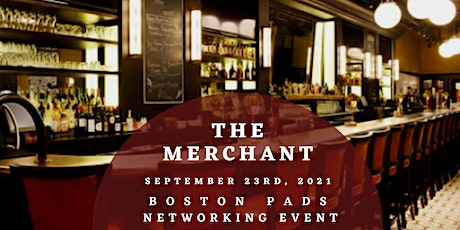Boston Pads Networking Event tickets