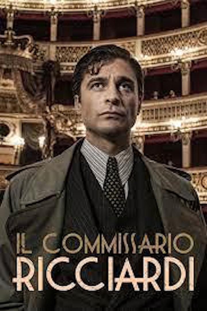 """Immagine Omaggio alla Serie TV """"Il Commissario Ricciardi"""""""