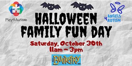 Halloween Family Fun Day -2021 tickets