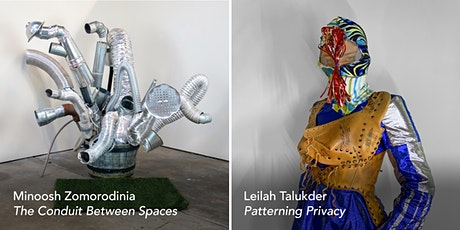 Work by Minoosh Zomorodinia and Leilah Talukder tickets