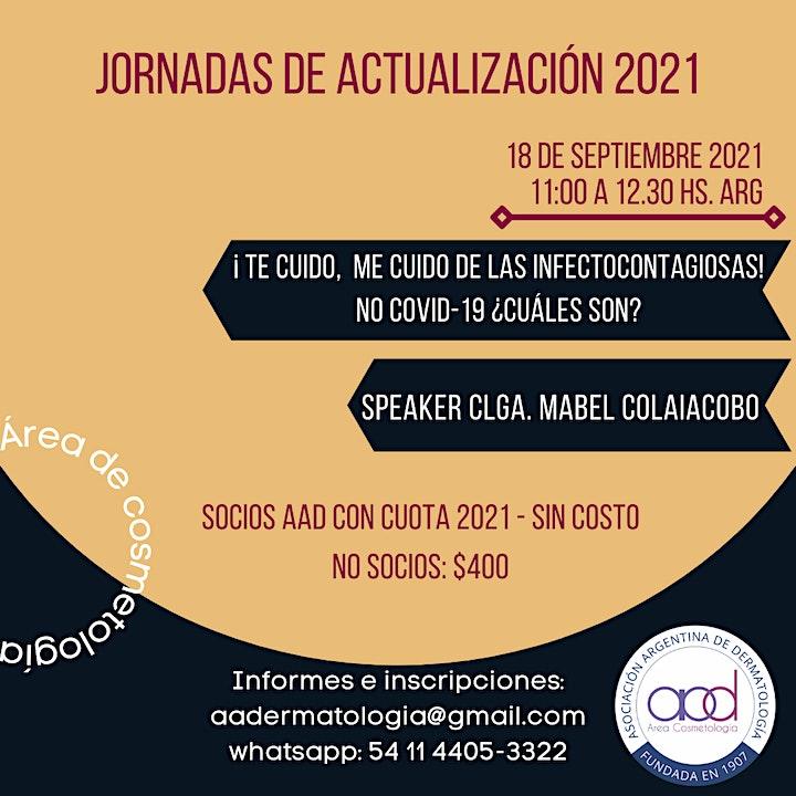 """Imagen de MASTERCLASS – """"INFECTOCONTAGIOSAS!. NO COVID -19 EN EL GABINETE ¿CUALES SON"""