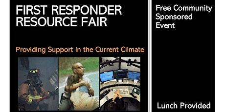 First Responder Resource Fair tickets
