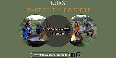 """Kurs """"Praktische Philosophie"""" Tickets"""