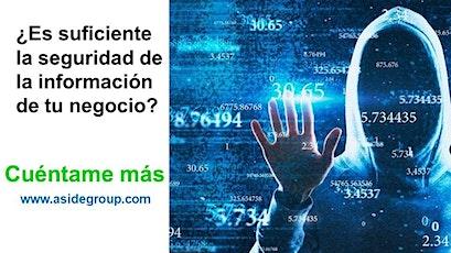 Ciberseguridad CTPAT (15 de octubre 2:00pm a 4:00pm Pacífico) entradas