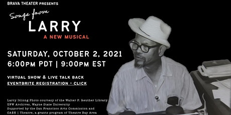 Songs from Larry: A New Musical tickets