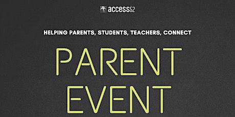 Holy Spirit Academy + Notre Dame Collegiate Parent Night (October 14, 2021) tickets