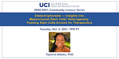 VIRTUAL Registration — Insights into Mesenchymal Stem Cells' Heterogeneity tickets