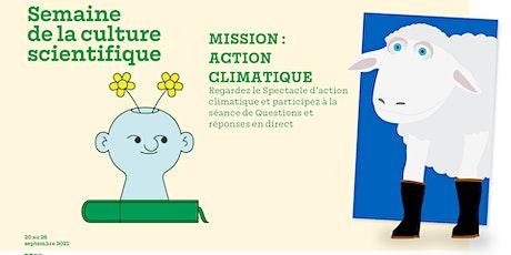 Mission : Action climatique tickets