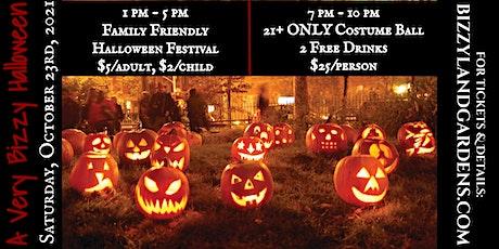 A Very Bizzy Halloween 21+ Costume Ball tickets
