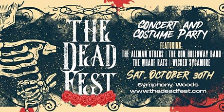 The Dead Fest - Concert & Costume Party tickets
