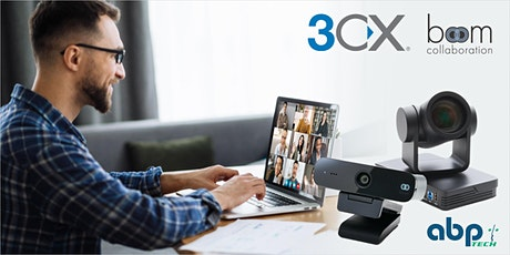 Video Conferencing Solutions with 3CX and BOOM Collaboration 10/20 tickets