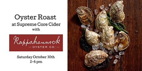 Oyster Roast with Rappahannock Oysters tickets