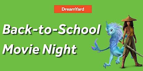 DreamYard Movie Night tickets