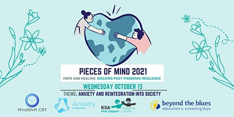 Pieces of Mind Conference 2021 (Virtual) ingressos