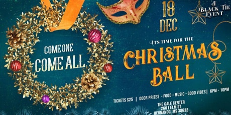 The Christmas Ball tickets