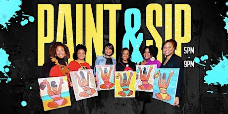 PAINT + SIP! (Columbia) tickets