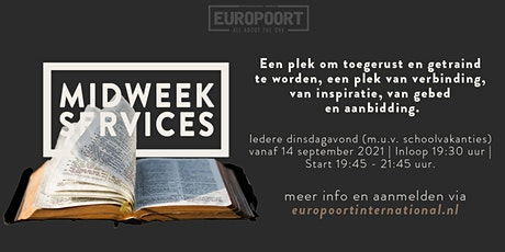 Midweek Services | Meerdere Tracks tickets
