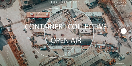 Container Collective | Open Air 2021 Tickets